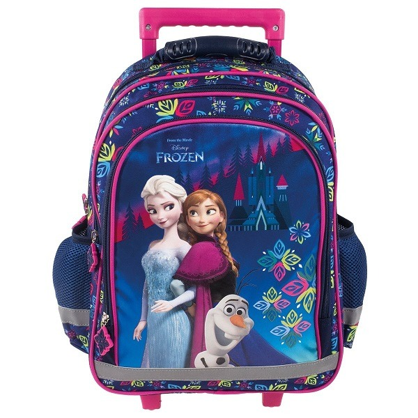 57b726cb1805 Jégvarázs gurulós iskolatáska, hátizsák - Frozen - Gyerekajándék