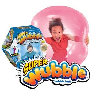 Wubble bubi labdák