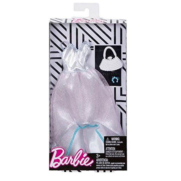 3ff4165f7f Barbie ruha - csillámos koktélruha szett - Gyerekajándék