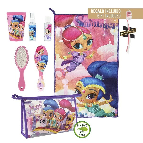 c0c39be3e90a Shimmer és Shine tisztasági csomag - Gyerekajándék