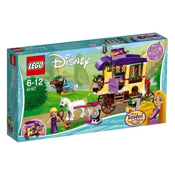 Lego Disney Princess Aranyhajutazó lakókocsija (41157) - Gyerekajándék 12d77d8ecf