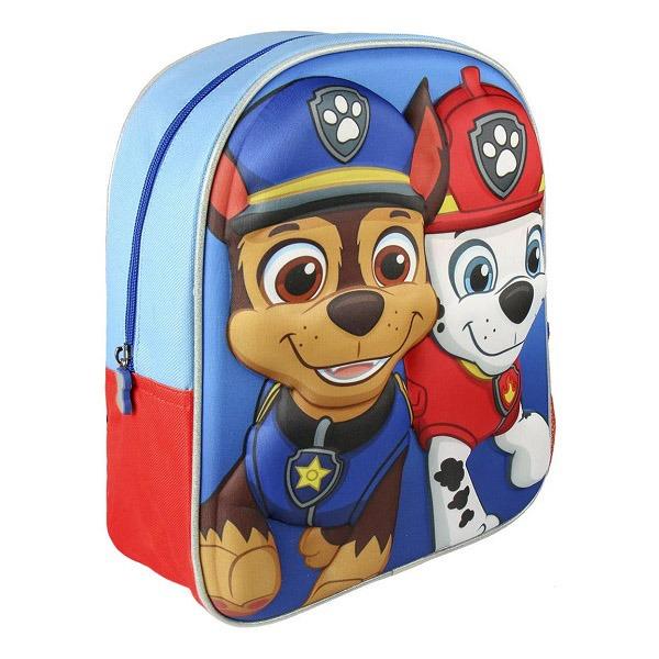 Mancs őrjárat hátizsák 3D - Gyerekajándék 8a43096fa0
