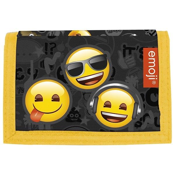 Emoji pénztárca - Gyerekajándék 5ac0da0e7b