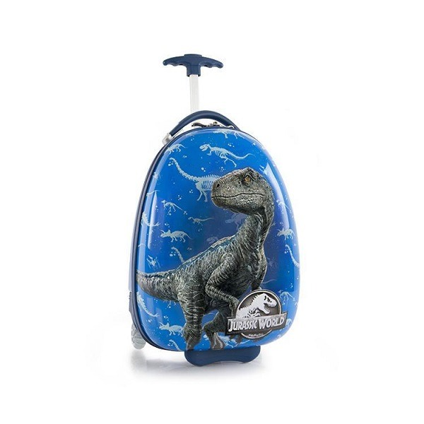 Jurassic World ABS bőrönd - Gyerekajándék c5d4ca0f7d