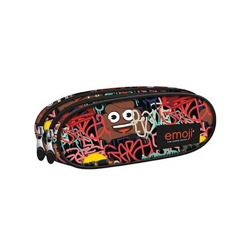 Emoji tolltartó 2 rekeszes - Graffiti - Gyerekajándék 7a56fd2c5a