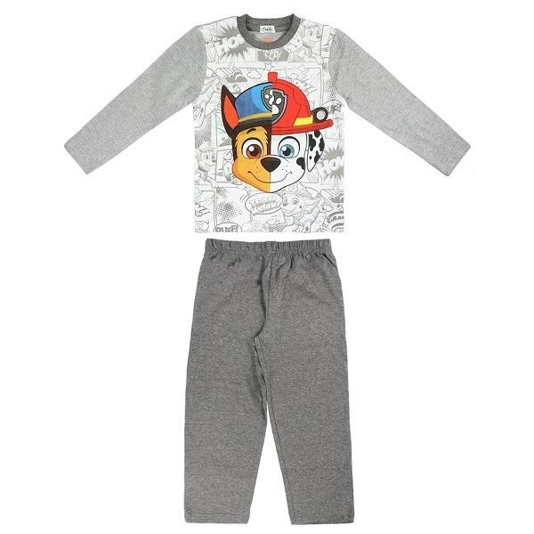Mancs őrjárat fiús hosszú ujjú pizsama - Gyerekajándék 5b9305d165