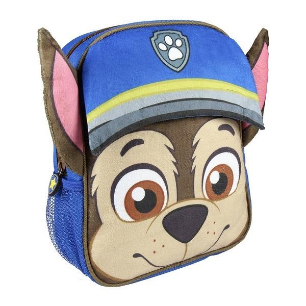 Mancs őrjárat plüss hátizsák - Chase - Gyerekajándék 0188aad6af