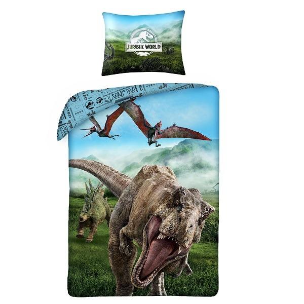 Jurassic World ágyneműhuzat szett - Gyerekajándék e2c72dd8fa