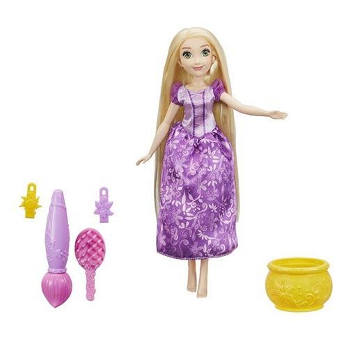 Disney Hercegnők Aranyhaj színváltós hajú baba - Gyerekajándék 1df1abbb5e