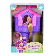 evi-baba-toronnyal-jatekszett-Rapunzel-tornya