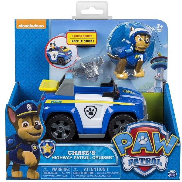 Mancs őrjárat Chase kilövős rendőrautóval - Gyerekajándék 99ce989a91