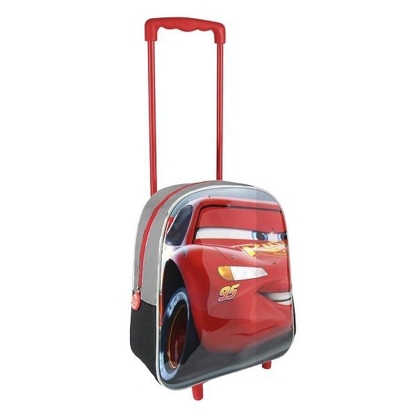 Verdák gurulós táska 3D - Gyerekajándék 6ea2f4a2c7