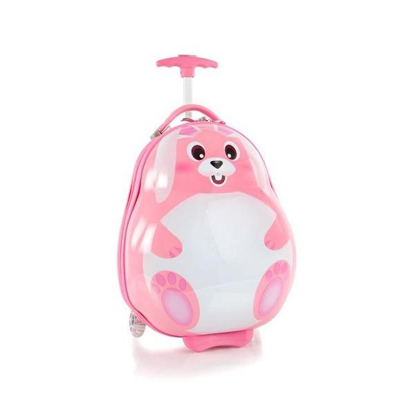 ABS gyerekbőrönd - Nyuszi - Gyerekajándék a9042e64cd