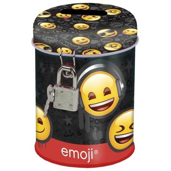 Emoji persely lakattal - Gyerekajándék 68aa627dee
