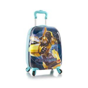 4 kerekű Transformers ABS bőrönd – Bumblebee 302feb0438