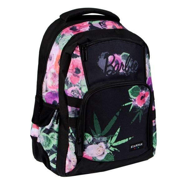 15d149f4d143 Barbie anatómiai iskolatáska, hátizsák mellpánttal Flowers ...