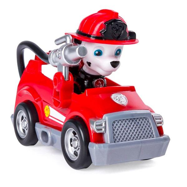 Mancs őrjárat Ultimate Rescue mini járművek Marshall tűzoltóautóval ... 4beccbd7fc