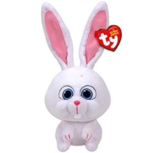 Ty Beanie Babies plüss A kis kedvencek titkos élete – Hógolyó 448f91b8d3