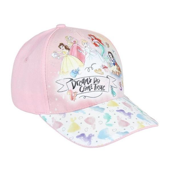 Disney hercegnők baseball sapka - Dreams come true - Gyerekajándék 6caf6a8553