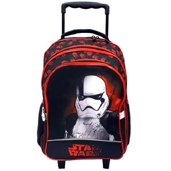 ecedbaf1f92f Star Wars gurulós iskolatáska, hátizsák - Paso - Gyerekajándék
