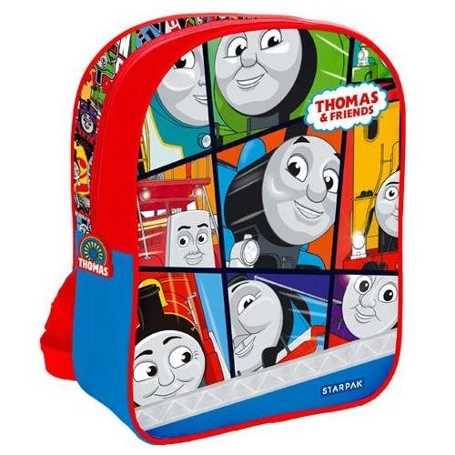 ec5d68e1ac79 Thomas és barátai ovis hátizsák - kék-piros - Gyerekajándék