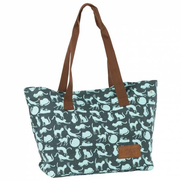 BackUp vászon táska – Cats