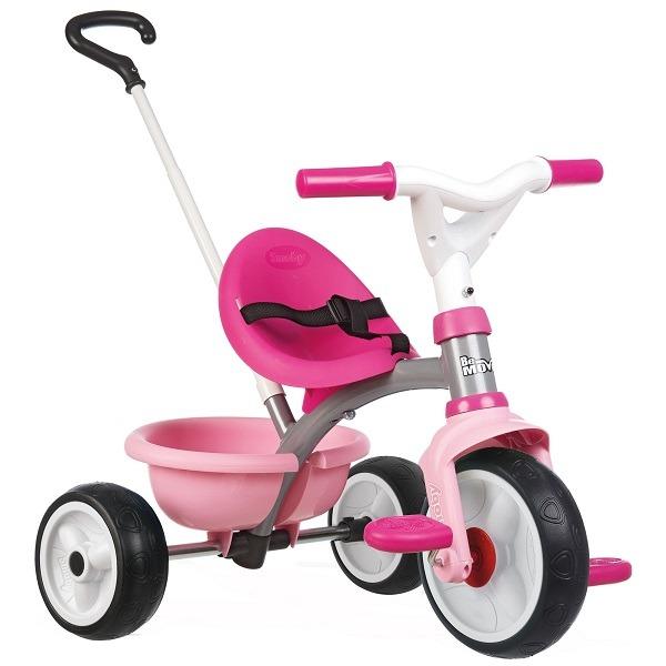 48ff6f218173 Smoby tricikli 2in1 rózsaszín - Be Move - Gyerekajándék