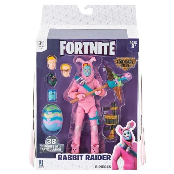Fortnite figura Rabbit Raider – Legendary Series