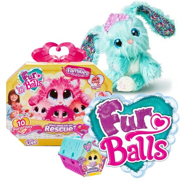 Fur Balls