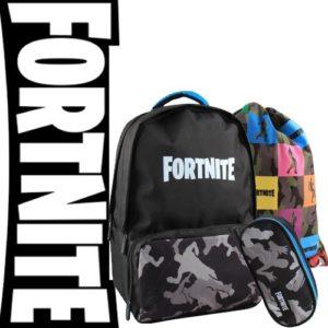 Fortnite iskolatáska