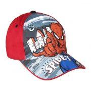 spiderman-baseball-sapka-piros-1