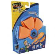 phlat-ball-junior-neon-koronglabda-narancssarga