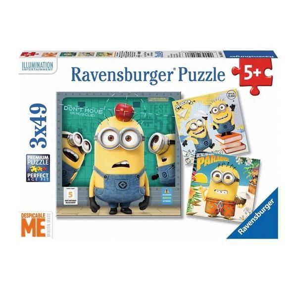 Ravenspburger puzzle 08007