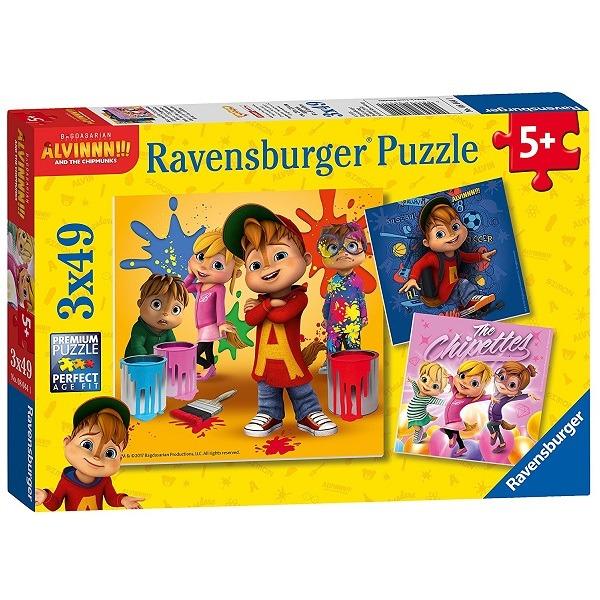 Ravensburger puzzle 08044