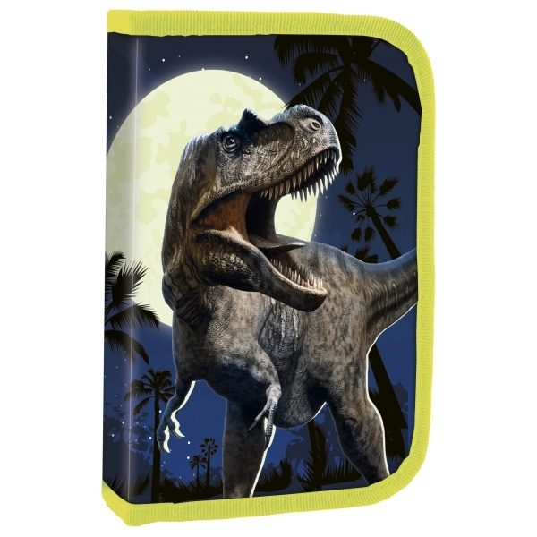 Dinoszauruszos tolltartó