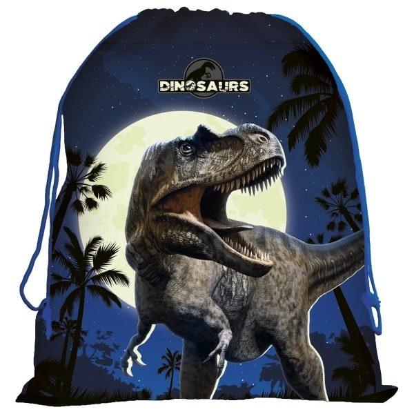 Dinoszauruszos tornazsák