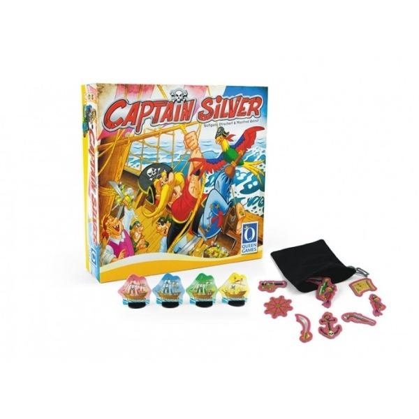 Captain Silver társasjáték - Piatnik