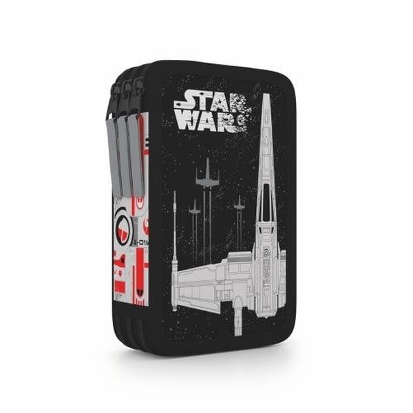 OXYBAG Star Wars 3 emeletes tolltartó