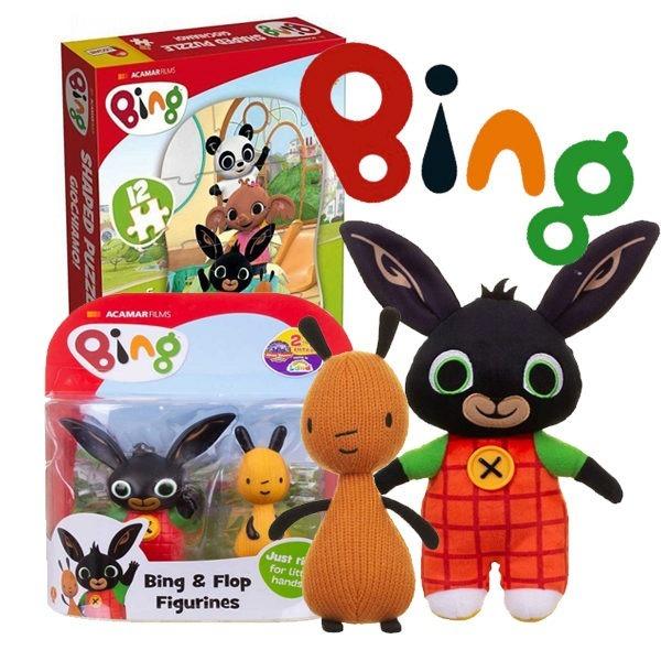 Bing nyuszi játékok