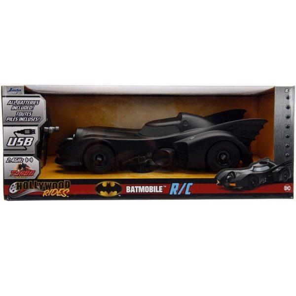 Batman távírányítós autó