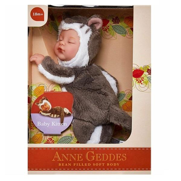 Anne Geddes játékbaba - Cica