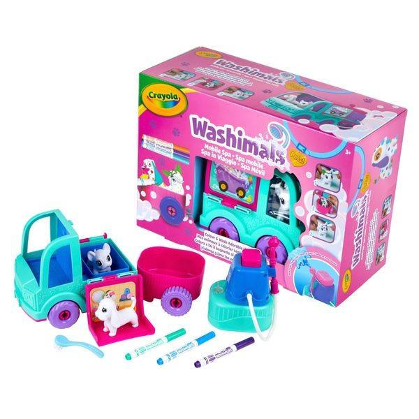 Washimals
