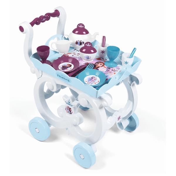 Jégvarázs 2 játék zsúrkocsi tálcával - Smoby