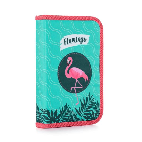 flamingós tolltartó