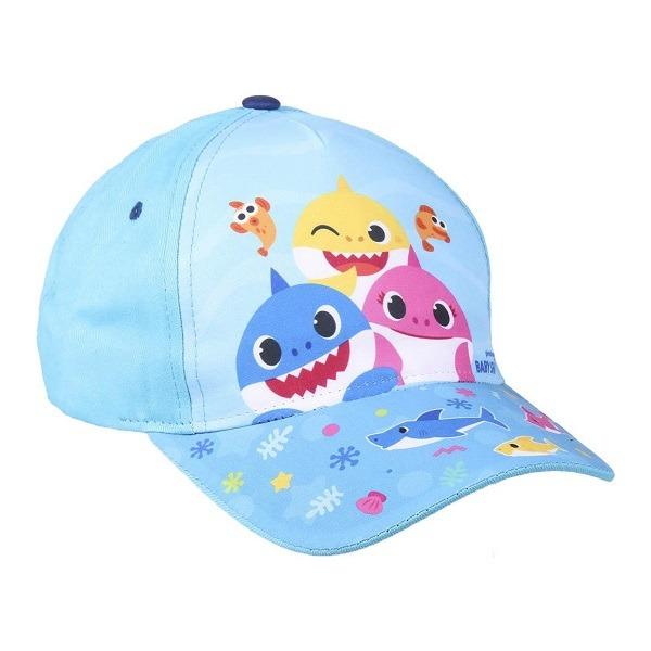 Baby Shark baseball sapka - világos kék