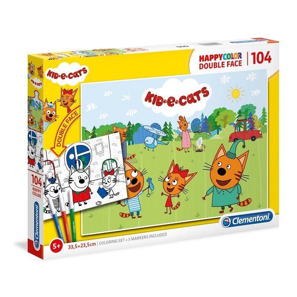 Ici-pici cicák puzzle