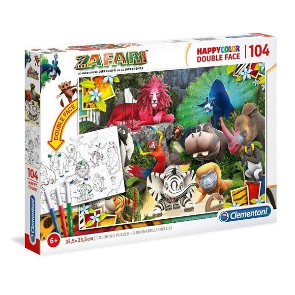 kétoldalas puzzle