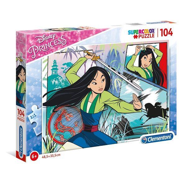 Disney hercegnők puzzle