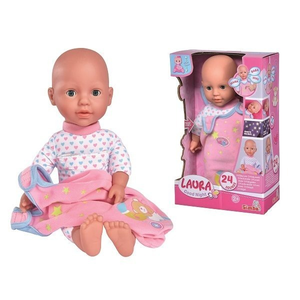 interaktív baba