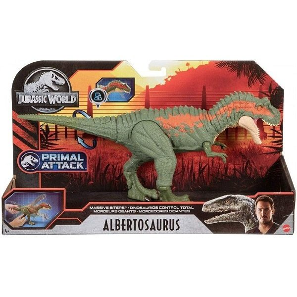Jurassic world játék